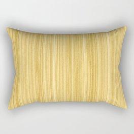 Ash Wood Texture Rectangular Pillow