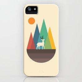 Step Of Autumn iPhone Case