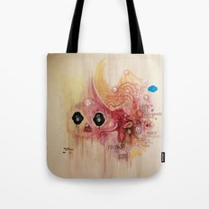 Outerspace Rock`n´Roll Unicorn Tote Bag