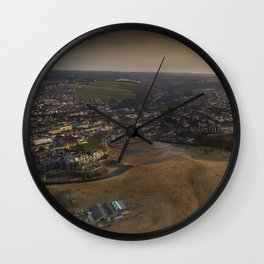 Perranporth Vista Wall Clock