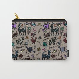 Happy Animals Carry-All Pouch