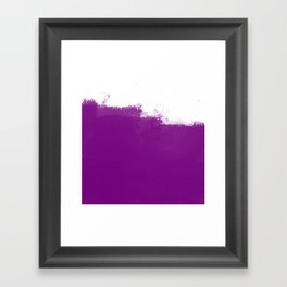Abstract Painting #5 Framed Art Print