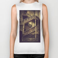 A Hogwarts Staircase Biker Tank