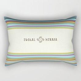 EUSKAL HERRIA Rectangular Pillow