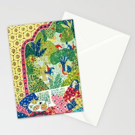 Persian Folktale Stationery Cards