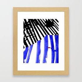Kollage n°159 Framed Art Print