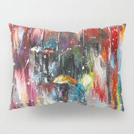 Rainy London Pillow Sham