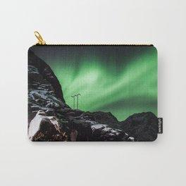 Aurora in Lofoten, Norway (II) Carry-All Pouch