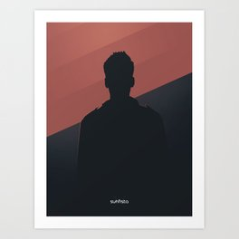 Remedy Podcast Print Art Print