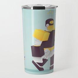 the robot my dad never gave me Travel Mug