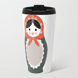 Matrioska-004 Travel Mug
