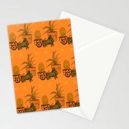 Garden Donkey Stationery Cards