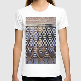 Alhambra's chairs T-shirt