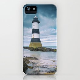 The Old Lighthouse III iPhone Case