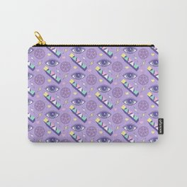 Cute Satan Pattern Carry-All Pouch