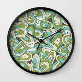 Just Swell Wall Clock