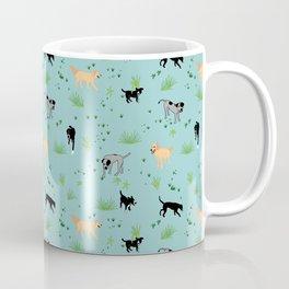 Ash & Stella & Waffles & Lucy Coffee Mug
