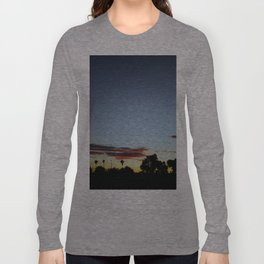 Sunset In The Park Long Sleeve T-shirt