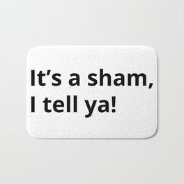 It's a sham, I tell ya! by WIPjenni Badematte