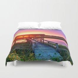 Litchfield Sunset Duvet Cover