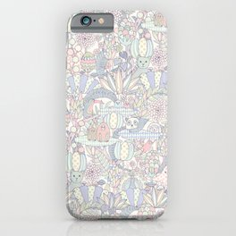 Animal Forest  iPhone Case