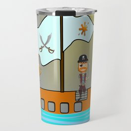 The Pirate Travel Mug