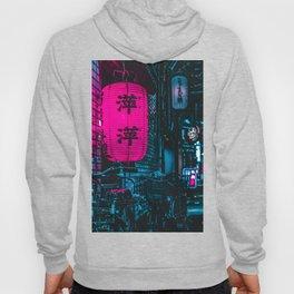 Japanese Cyberpunk Hoody