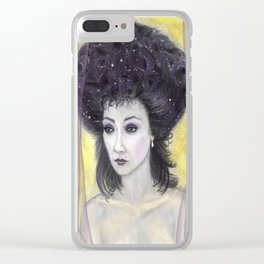 The Emperor's Paramour Clear iPhone Case