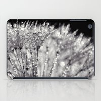 silver iPad Cases featuring silver by Bonnie Jakobsen-Martin