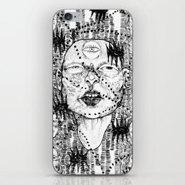 Myself and My Others iPhone Skin