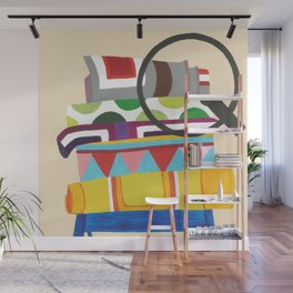 Q is for Quilt Wall Mural