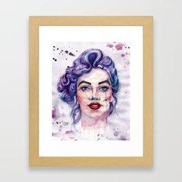 Modern Marylin  Framed Art Print
