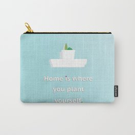 Plant Yourself Carry-All Pouch