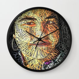 Celsa - Mother Time Wall Clock