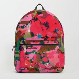 Wild Rose Garden Backpack