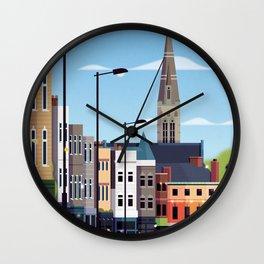 Church St. Stoke Newington Wall Clock