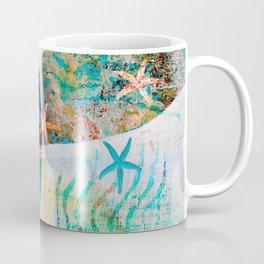 starfish decor ##### Coffee Mug