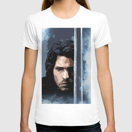 Snow, the Crow T-shirt