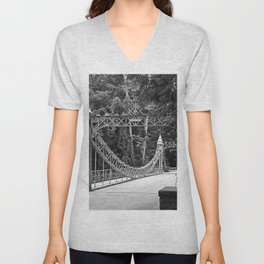 YOUNGSTOWN Unisex V-Neck