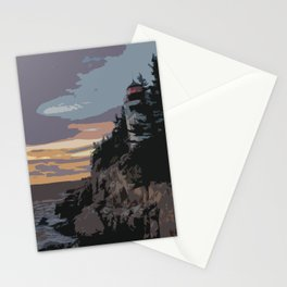 Color of Light Stationery Cards