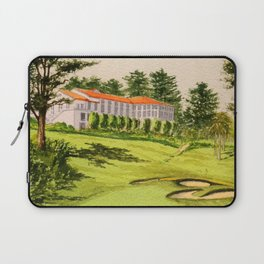 The Olympic Golf Course 18th Hole Laptop Sleeve