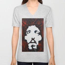 Prince of Peace Jesus Christ Painting Unisex V-Neck