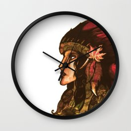 Honor Tradition Wall Clock