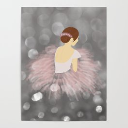 Ballerina Dancer V2 Poster