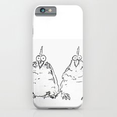 Two Speckled Hens Slim Case iPhone 6s