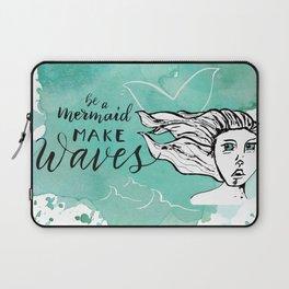 Make Waves Laptop Sleeve