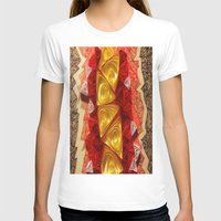 triangles T-shirts featuring Triangles by Sara Hazaveh