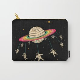 Happiness Go Round Carry-All Pouch