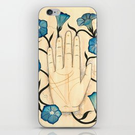 Empty/Bloom iPhone Skin