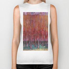"""Autumn Forrest""copywrite Ray Stephenson 2014 Biker Tank"